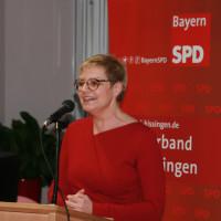 NJE KV KG 2019 Sabine Dittmar, MdB